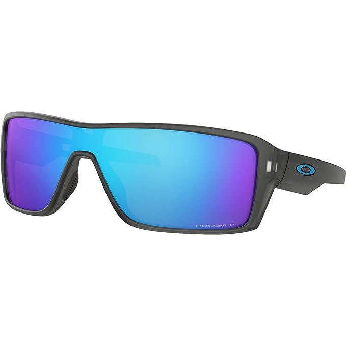 Oakley 0OO9419 Gafas de sol, Matte Grey Smoke, 40 para ...