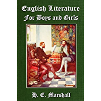 English Literature for Boys and Girls (Illustrated)