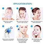 Blackhead Remover, Imbeang Newest 4 in 1 Standable USB Rechargeable Comedo Suction Microdermabrasion Machine Electric Facial Pore Cleanser Comedone Extractor Set