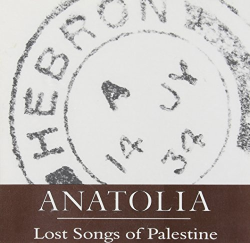 Cover of Lost Songs of Palestine