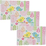 Nojo (3 Pack) Baby Brag Book 4x6 Photos 24 Pages Baby...