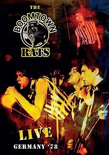 DVD : The Boomtown Rats - Live Germany '78 (With CD, 2PC)