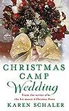 """""""Christmas Camp Wedding - A Novella"""" av Karen Schaler"""