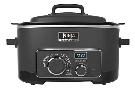 Amazon.com: Ninja 3-en-1,sistema de cocción ...