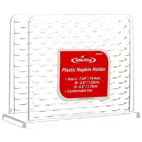 (New 322482 Table King Napkin Holder Plastic 5.7