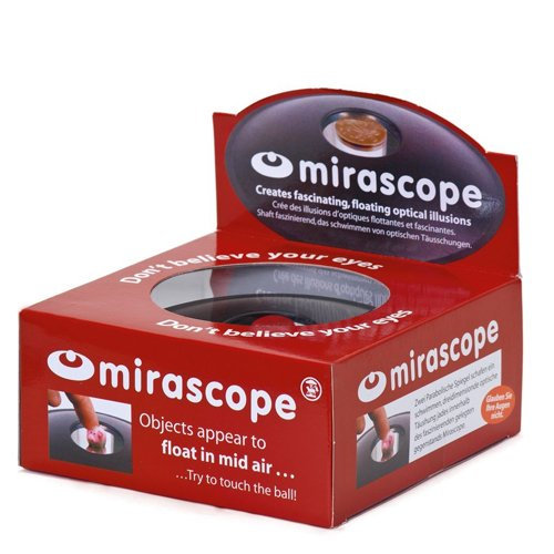 3D Optical Illusion Mirascope Playmaker Toys 083176007684
