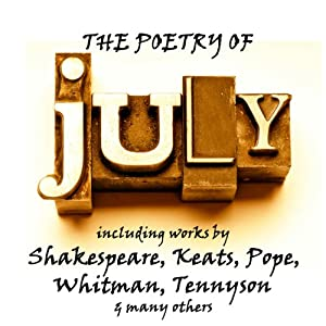 The Poetry of July Audiobook