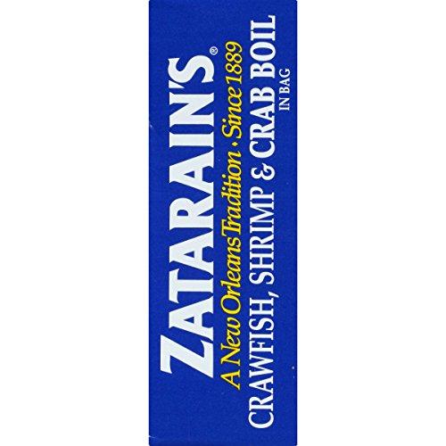 Zatarain's Dry Crawfish, Shrimp and Crab Boil, 3 oz (Pack of 12) by Zatarain's (Image #4)