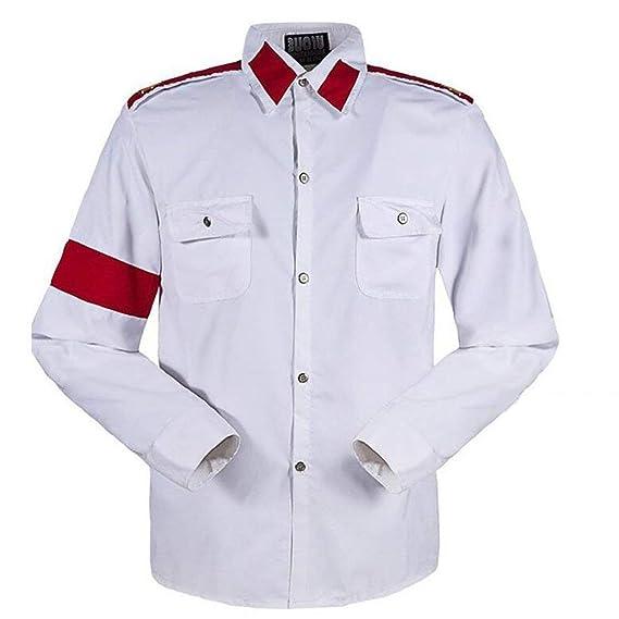 Michael Jackson Camisa para Hombre Michael Jackson Camisa para niños MJ Professional Cosplay Michael Jackson Camisa Estilo CTE para MJ Fans Camisa ...