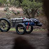 QuietKat Two Wheel Game Cart, FatTire Off Road