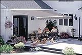 11FT SunSetter Slate Gray Motorized Awning offers