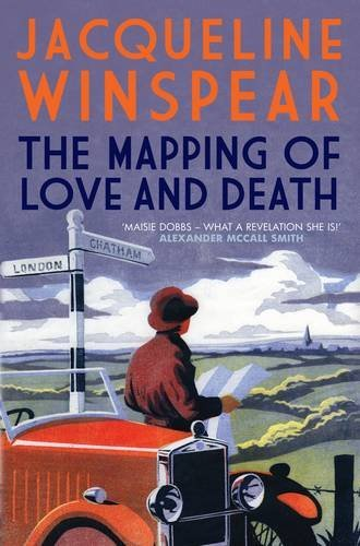 Mapping of Love and Death (Maisie Dobbs) by Jacqueline Winspear (2012-03-26)