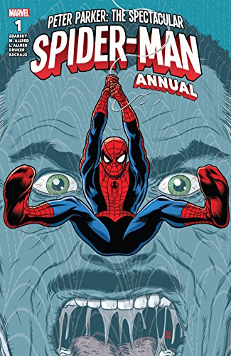 Peter Parker: The Spectacular Spider-Man (2017-2018) Annual #1