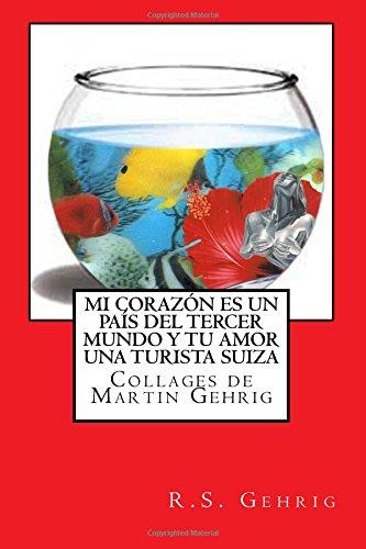 Mi corazón es un país del tercer mundo y tu amor una turista suiza (Spanish Edition): R.S. Gehrig, Martin Gehrig: 9781508539117: Amazon.com: Books