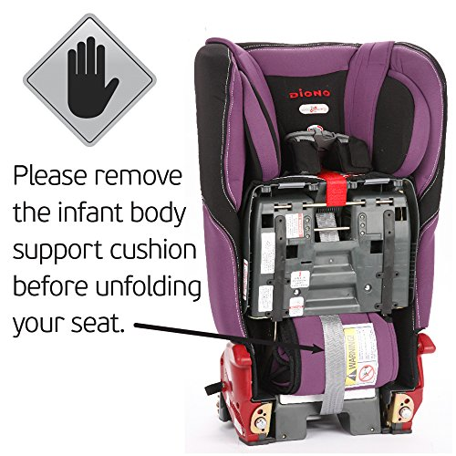 diono radian rxt all in one convertible car seat shadow buy online in uae baby product. Black Bedroom Furniture Sets. Home Design Ideas