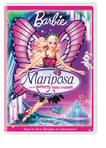 Barbie Mariposa (Mariposa And Her Butterfly Fairy Friends Games)