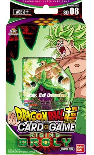 - Dragon Ball Super TCG Rising Broly Series 6 Destroyer Kings Starter Deck 08