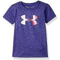 Under Armour Girls' Big Logo Short Sleeve T-Shirt