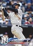 2018 Topps Series 2#576 Didi Gregorius New York Yankees Baseball Card - GOTBASEBALLCARDS