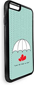 Decalac Cover for Apple iPhone 8, Multi Color, CVIP8-03023