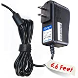T-Power® (6.6ft Cable) AC Adapter FOR Vtech Safe & Sound VM321 VM321BU VM321 VM321PU VM321 BU VM321-2 BU Video Baby Monitor and Camera (Baby & Parent Unit) ((Note: We provide Smart connector plug tips ))