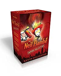 The Neil Flambé Capers Collection: Neil Flambé and the Marco Polo Murders; Neil Flambé and the Aztec Abduction; Neil Flambé and the Crusader's Curse; ... the Tokyo Treasure (The Neil Flambe Capers)