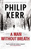 Front cover for the book A Man Without Breath by Philip Kerr