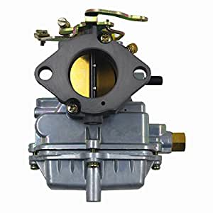 iFJF Carburetor for Ford 1957 1960 1962 144 170 200 223 6CYL Holley 1904 Carb 1 Barrel