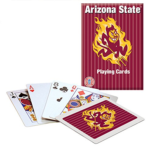 Playing Ncaa Cards - Arizona State Playing Cards