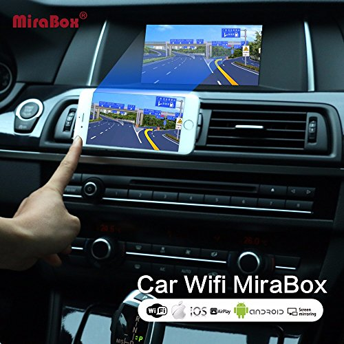 mirabox car wifi mirrorlink box wireless airplay miracast allshare cast screen mirroring for. Black Bedroom Furniture Sets. Home Design Ideas