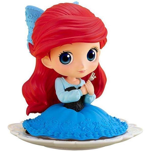 Disny Q posket SUGIRLY Disney Characters Alice figure 10cm BANPRESTO JAPAN 2018