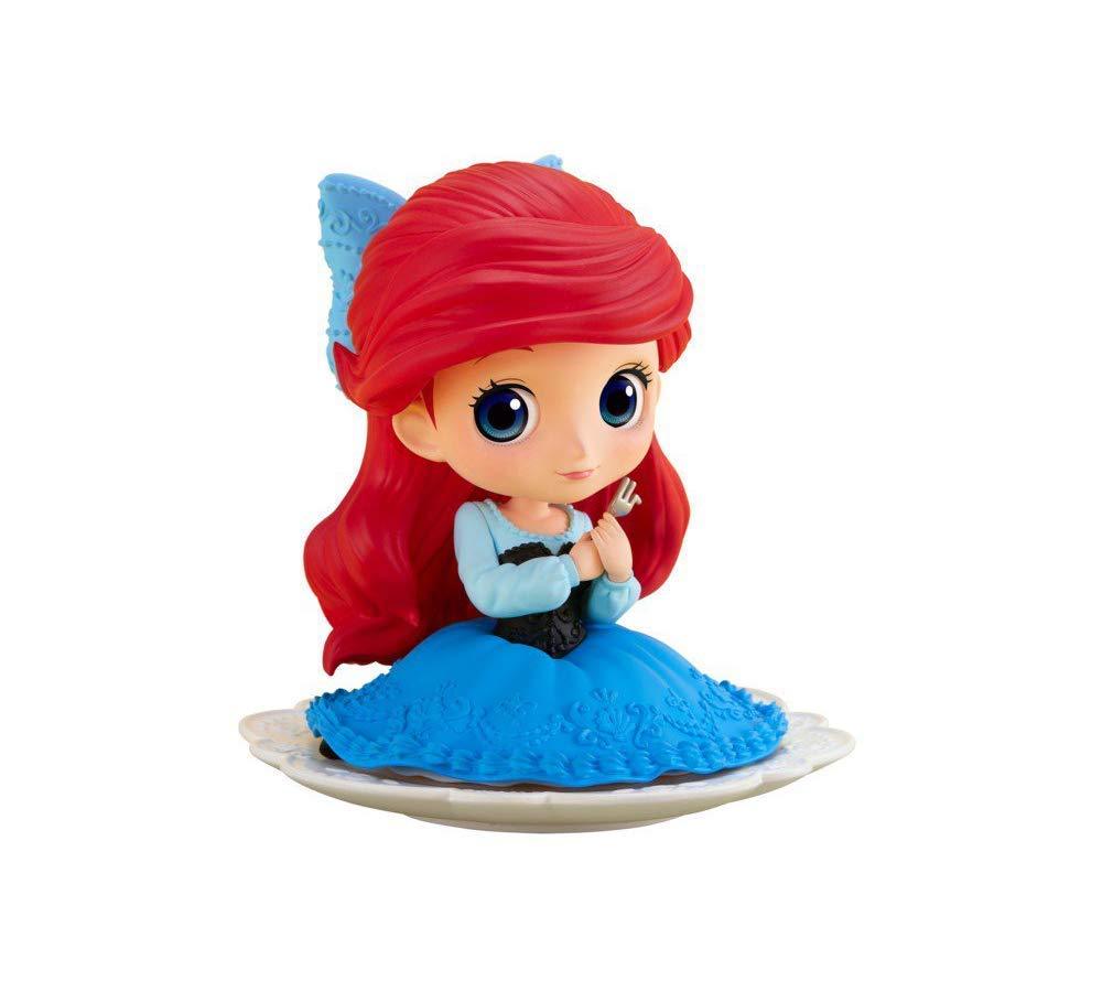 Banpresto Q Posket Sugirly Disney Characters The Little Mermaid Figure Ariel