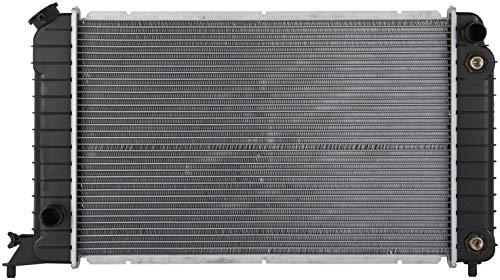Spectra Premium CU1531 Complete Radiator
