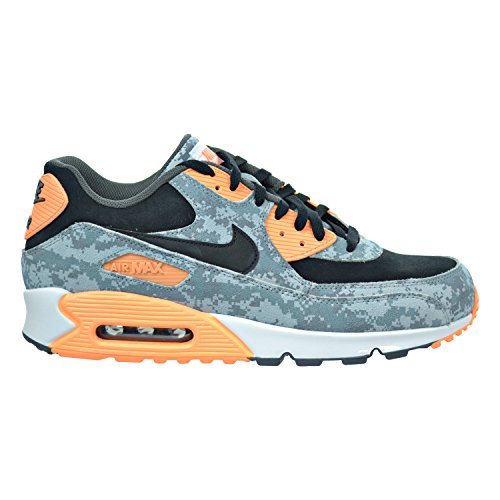 Nike Air Max 90 PRM Men's Shoes Blue Fox/Ozone Blue/Mist Blue 700155-400 (7.5 D(M) US)