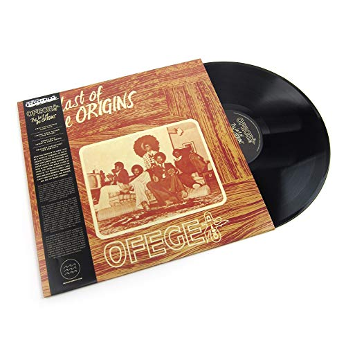- Ofege: The Last Of The Origins Vinyl LP (Record Store Day)