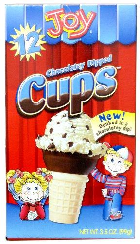 amazoncom joy cone 24count ice cream cups 35oz 2 pack - 288×500