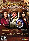 Amazing Hidden Object Games - Women Of Mystery: Rhianna Ford The Da Vinci Letter + Murder, She Wrote + Cate West The Velvet Keys
