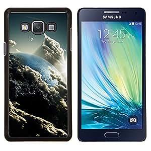 Eason Shop / Premium SLIM PC / Aliminium Casa Carcasa Funda Case Bandera Cover - Spazio - For Samsung Galaxy A7 ( A7000 )