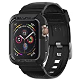 Spigen Rugged Armor Pro Designed for Apple Watch Case for...