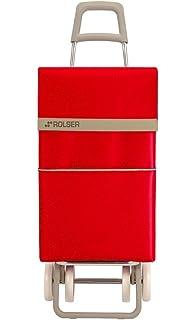 Rolser - Carro compra 2500-nylon dos+2, Colores Surtidos