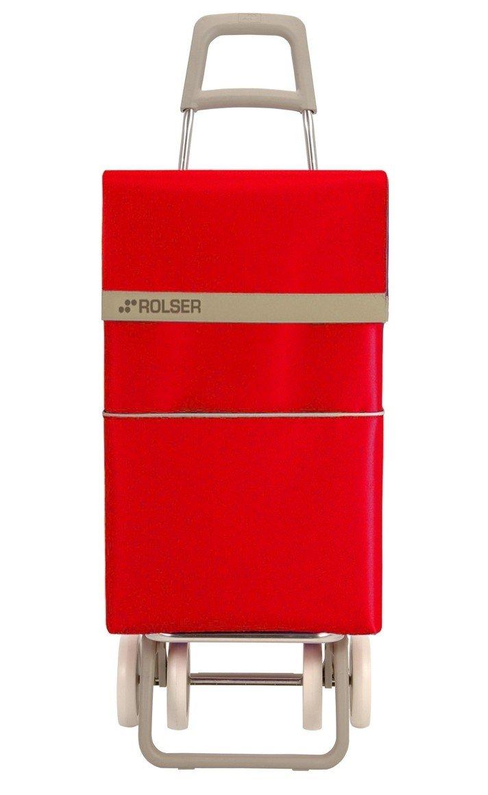 Rolser Carro compra nylon dos Colores Surtidos