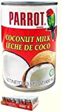 Coconut Milk - Parrot Brand in 13.5 oz cans - Case of 24