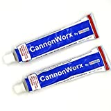 mini cannon black powder - Carbide Ammo For Field Artillery Cannons- 2 Pack- CannonWorx by FirstChoice