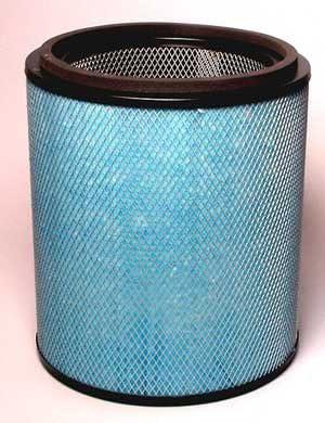 HM Plus 400 Austin Filtro de aire HEPA filtro (color: arena ...