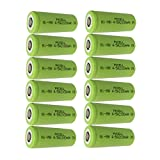 1.2v 4/5A Ni-MH Rechargeable Batteries 2100mAh,12 Counts