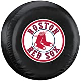MLB Large Size Black Tire Cover