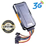 JIMI [Lifetime Service GPS Tracker, GT06E 3G GPS Vehicle Tracker Real Time Car