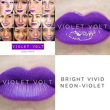 LipSense VIOLET VOLT Vegan Waterproof Liquid Lip Color
