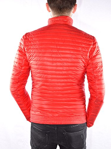 Y BLUE SAVE Rosso Red CHAQUETAS Hombre Y 73 ABRIGOS Love DUCK CAZADORAS THE DENY4 D3643M BLACK aqB0gaFw