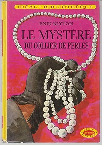 collier de perle en anglais